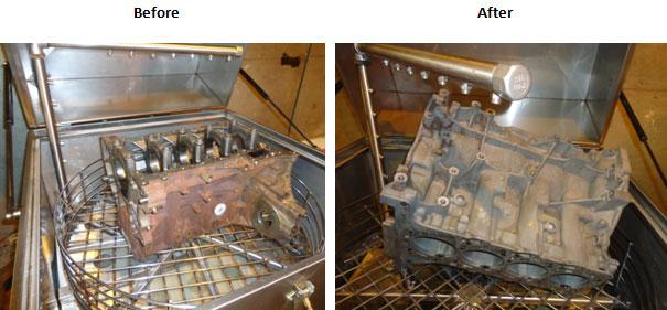 anti corrosion rust free wash