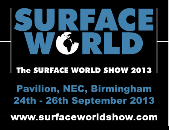 surface world show logo